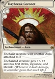 Magic the Gathering Future Sight Single Daybreak Coronet - NEAR MINT (NM)