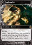 Magic the Gathering Future Sight Single Tombstalker - SLIGHT PLAY (SP)
