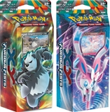 Pokemon XY Furious Fists Theme Deck - Set of 2 (Presell)