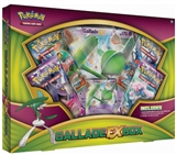 Pokemon Gallade-EX 12-Box Case (Presell)