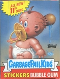 Garbage Pail Kids Series 11 Wax Box (1985-88 Topps)