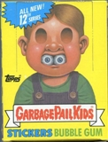 Garbage Pail Kids Series 12 Wax Box (1985-88 Topps)