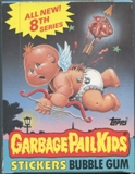 Garbage Pail Kids Series 8 Wax Box (1985-88 Topps)