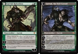 Magic the Gathering Innistrad Single Garruk Relentless - Garruk, the Veil-Cursed FOIL