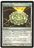 Magic the Gathering Promo Single Chrome Mox Foil (DCI)