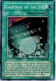 Yu-Gi-Oh Stardust Overdrive Single Gateway of the Six Super Rare 1st Edition