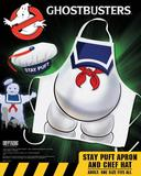 Ghostbusters Stay Puft Apron & Chef Hat Set (Cryptozoic)