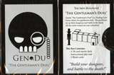 GenDu: The Gentleman's Duel Alpha Starter Deck
