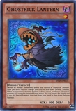 Yu-Gi-Oh Shadow Specters Single Ghostrick Lantern SUPER RARE - NEAR MINT (NM)