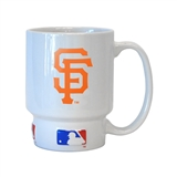 Boelter San Fransisco Giants Batter Up Sculpted Coffee Mug