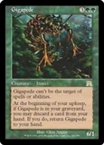 Magic the Gathering Onslaught Single Gigapede UNPLAYED (NM/MT)