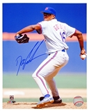 Dwight Gooden Autographed New York Mets 8x10 Baseball Photo