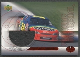 2000 Upper Deck Victory Circle Winning Material Tire #TJG Jeff Gordon