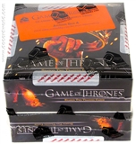 Game of Thrones Season Two Trading Cards Archives Box (Rittenhouse 2013)