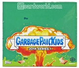 Garbage Pail Kids Brand New Series 1 Hobby Box (Topps 2014)