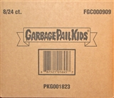 Garbage Pail Kids Brand New Series 1 Collector's Edition Hobby 8-Box Case (Topps 2014)