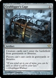 Magic the Gathering Dark Ascension Single Grafdigger's Cage UNPLAYED (NM/MT)