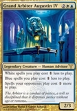 Magic the Gathering Dissension Single Grand Arbiter Augustin IV UNPLAYED (NM/MT)