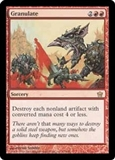 Magic the Gathering Fifth Dawn Single Granulate - NEAR MINT (NM)
