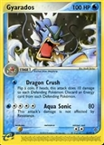 Pokemon Ex Dragon Single Gyarados 32/97 REVERSE HOLO - SLIGHT PLAY (SP)