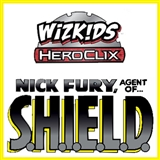 Marvel HeroClix: Nick Fury Agent of S.H.I.E.L.D. Fast Forces Pack (Presell)