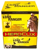 HeroClix Lone Ranger 24-Pack Booster Box