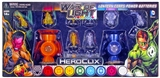 DC HeroClix: War of Light Alternate Color Lantern Pack (Orange/Indigo)