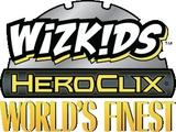 DC HeroClix: World's Finest Justice League Teleporter Case Incentive