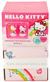 Hello Kitty America the Beautiful Series 2 Trading Cards Box (Upper Deck 2013)