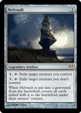 Magic the Gathering Dark Ascension Single Helvault UNPLAYED (NM/MT)