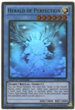 Yu-Gi-Oh Gold Series 5 Single Herald of Perfection Ghost Rare