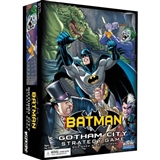 DC Heroclix Batman: Gotham City Strategy Game
