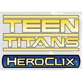 "DC HeroClix Teen Titans ""The Ravagers"" Fast Forces Pack"