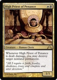 Magic the Gathering Gatecrash Single High Priest of Penance - NEAR MINT (NM)