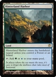 Magic the Gathering Innistrad Single Hinterland Harbor Foil - NEAR MINT (NM)