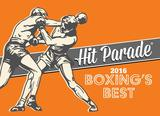 2016 Hit Parade Boxing's Best Box - 2 AUTOGRAPHS AND 4 MEMORABILIA CARDS PER BOX!