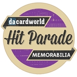 DACW Live Hit Parade Football Memorabilia Edition Series 2 - 12 Spot Draft Break