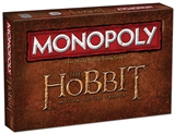 The Hobbit Trilogy Edition Monopoly Board Game (USAopoly Inc)