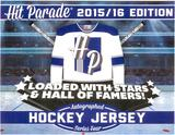 2015/16 Hit Parade Autographed Hockey Jersey Hobby Box Series 4 -    Gordie Howe Autographed Jersey!!!!!