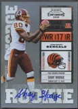 2010 Playoff Contenders #190 Shay Hodge Rookie Autograph