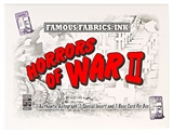 Horrors of War II Hobby Box (Famous Fabrics Ink 2013)