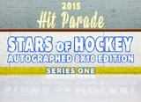 2015/16 Hit Parade Stars of Hockey Autographed 8x10 Edition Box - Series #1