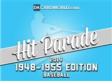 2014 Hit Parade: 1948 - 1955 Edition Baseball Pack