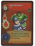 Marvel Super Hero Squad Foundation Single HULK GO CRAZY! Rare