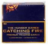 The Hunger Games: Catching Fire Trading Cards Box (NECA 2013)