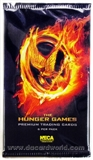 The Hunger Games Premium Trading Cards Pack (NECA 2012)