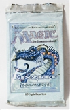 Magic the Gathering Ice Age Booster Pack (German)