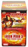 Marvel Iron Man 3 Trading Cards Retail 36-Pack Box (Upper Deck 2013)