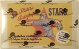 2014 Historic Autograph Originals 1934-36 Baseball Hobby Box