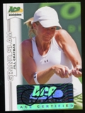 2013 Leaf Ace Authentic Grand Slam #BAJC2 Jill Craybas Autograph